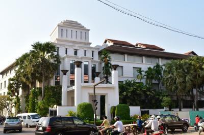 乾季のカンボジアへ 感動の遺跡めぐり旅 その①(ホテル編)