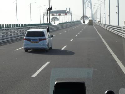 2020年1月 香港国際空港から直接バスで大橋使用、マカオ入国