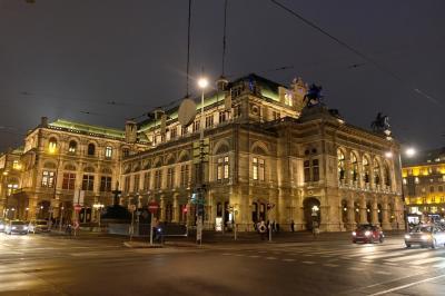 オーストリア観光2020 ウィーン市内とウィーン近郊の旅 その1 日本出発とアテネ初日