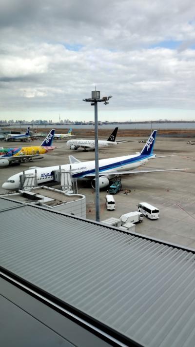お正月函館旅行