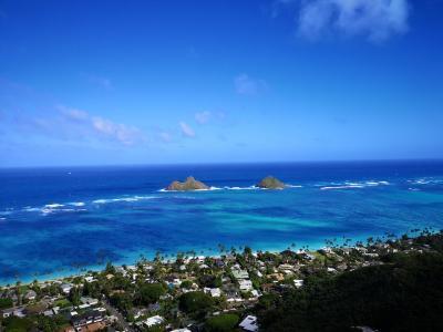 2020新春ハワイ⑤ラニカイピルボックス