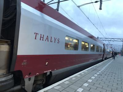 タリス【Thalys】遅延による払い戻し手続きをしてみたが…