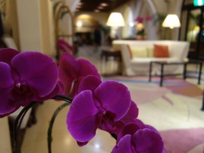 沖縄(1.7) 今回のお宿は,ホテル日航アリビラ。すばらしいリゾートホテルです。