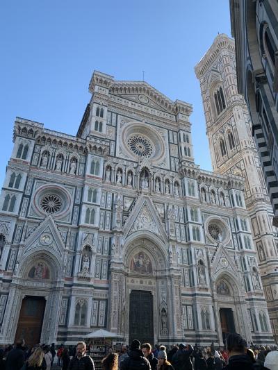 ローマから日帰りでナポリ、フィレンツェへ