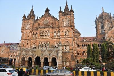 タージマハルへ行く旅 vol.2 イギリス支配の影響を強く残す町ムンバイ ~ インド ~