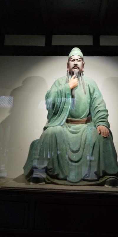 ⑨成都観光、三国志の英雄達に会いに行き錦里でお土産を買った―その2(2020年1月4日~1月7日)