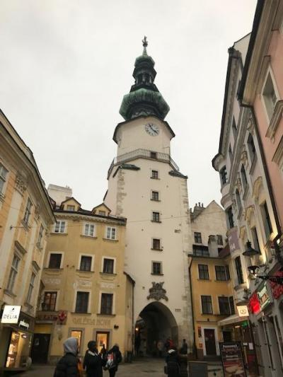 スロバキアの首都 ブラチスバラ
