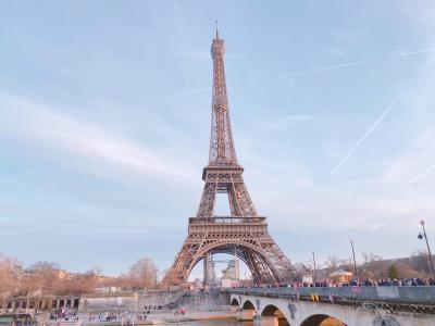 2020/1 初めてのパリはスト真っ只中!忘れられない旅に その1
