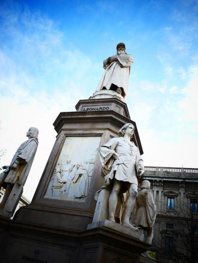 カラヴァッジョを訪ねて Italy 21万歩の旅! ①初イタリアはミラノへ上陸♪