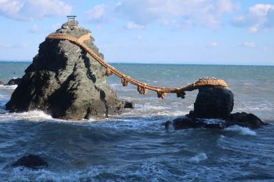【2020年1月】新年伊勢神宮参拝vol.1~夫婦岩と二見興玉神社から~