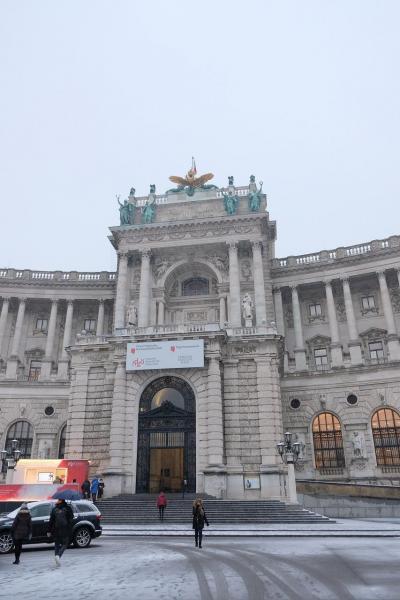 オーストリア観光2020 ウイーン市内とウイーン近郊の旅 その2 王宮周辺