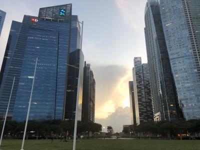 2020はシンガポールから!