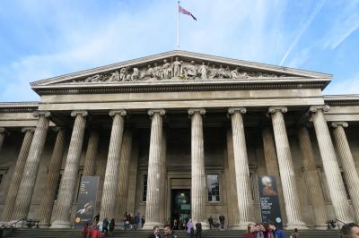 2020 ロンドン 3泊5日 3日目~最終日(ロンドン市内観光、ハロッズ、ピカデリーサーカスなど)