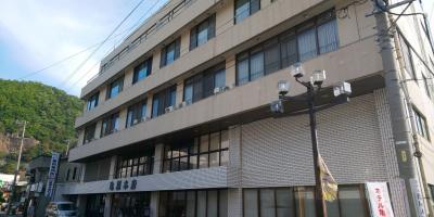 旅行中の食事 in 戸倉上山田2019年5月