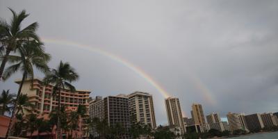 フライングホヌで行く 母娘旅 2020 Hawaii