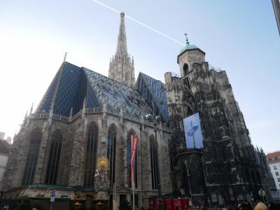 秋のウィーンで音楽三昧の旅 その5 音楽家の足跡を辿る旧市街散策