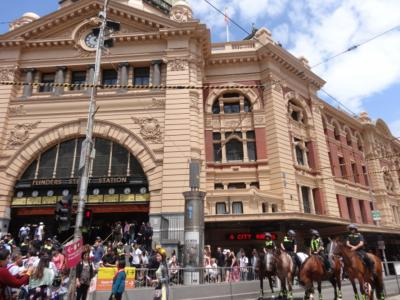 2020年1月 オーストラリア メルボルン 一人旅 [1]出国、宿、帰国編