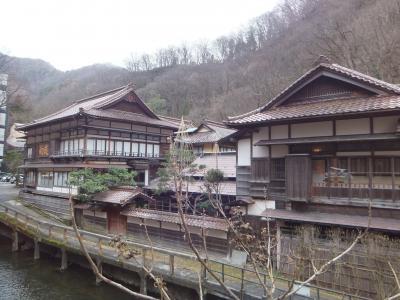 電車で「東山温泉」のんびり福島の旅