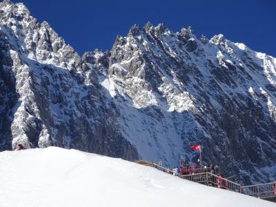 vol.19-4/5 中国 雲南省麗江 玉龍雪山・標高4680mの地へ。云杉坪と藍月谷も。