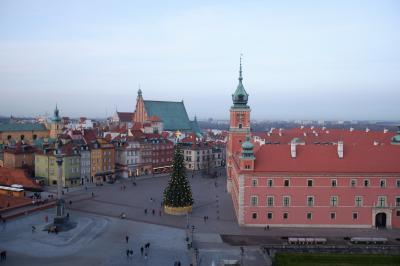 ⑤ワルシャワ旧市街観光