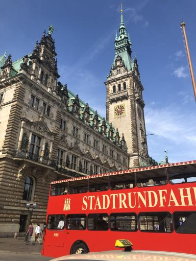 大学3年生がきままに東ヨーロッパを巡る旅 ードイツ・ハンブルクー