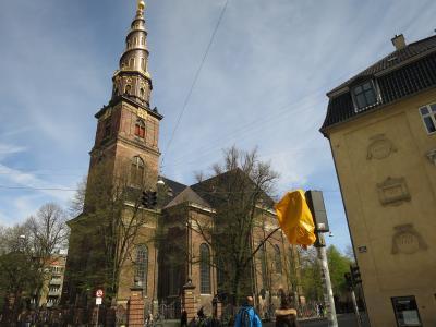 2018:GWたび・その7 *新緑の季節に行く北欧* この景色が観たくて!再び 自由にまわるコペンハーゲン