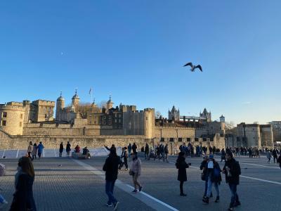 年末年始に行くバルセロナ~パリ~ロンドンの旅☆ロンドン編☆4日目・最終日