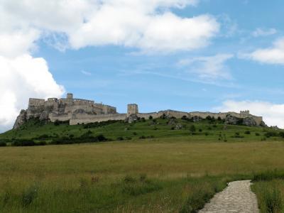 ウイーンから中欧、バルト海を駆け抜けた58日間☆彡 31日目 ・・スピシュ城へ行ったふり・・