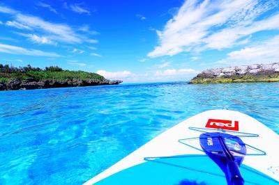 【日本の美しい離島】蒼穹と満点の星空に抱かれて。鹿児島県・与論島でSUP三昧!②