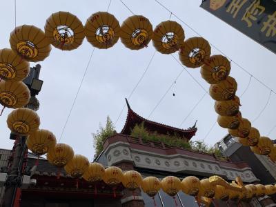 横浜 朝の中華街散歩~日本発祥の地・横浜散歩。税関資料館、ユーラシア文化館など。