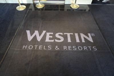 ウェスティンホテル東京_滞在記