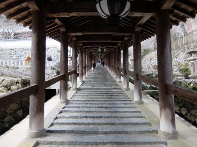 西国三十三所観音霊場第八番 長谷寺