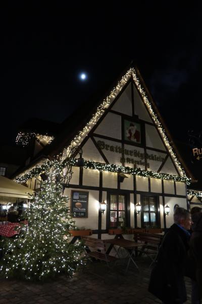 2019冬 母娘でドイツ・フランス クリスマスマーケット巡り ⑤ニュルンベルク