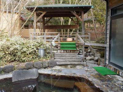 岳温泉椚平ホテル。温泉を堪能しました。