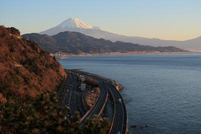 さった峠2(静岡県由比西倉沢)へ・・・