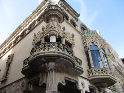 モンセラットとバルセロナ滞在の旅 2
