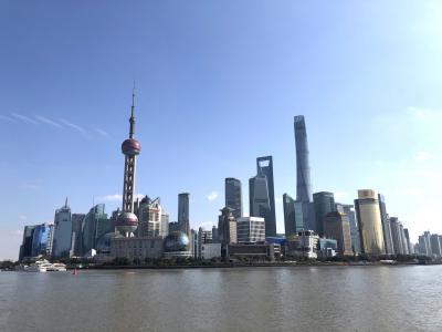 食べる!遊ぶ!の上海旅行 ④上海観光