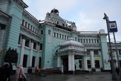コーカサス逆走の旅(+赤の広場再訪)4/4 赤の広場編「モスクワにクリスマスと正月が一度に来た」