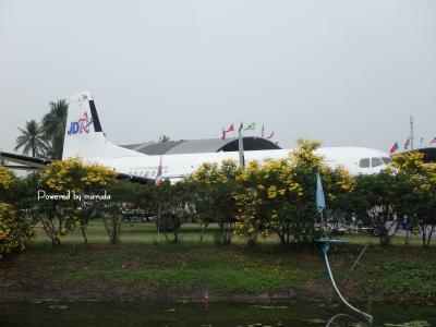 タイ国鉄で行く自動車博物館訪問とJR北海道で活躍した機関車に再会する旅