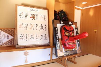 天狗に溢れる神社 古峯神社参拝