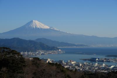 日本平夢テラス2(静岡県清水市)へ・・・