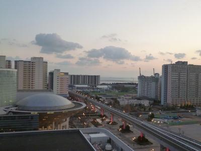 年末年始神戸5連泊+1 ベイシェラトンホテル