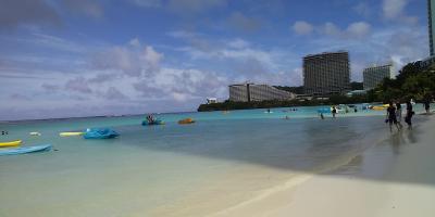 2020年 三世代グアム旅行 わがまま気まま島内観光