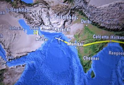 アラブ首長国連邦への旅1(ドバイDubai)