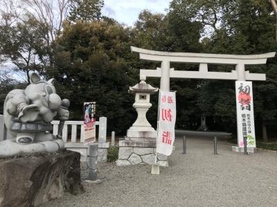 護国神社参拝 栃木県
