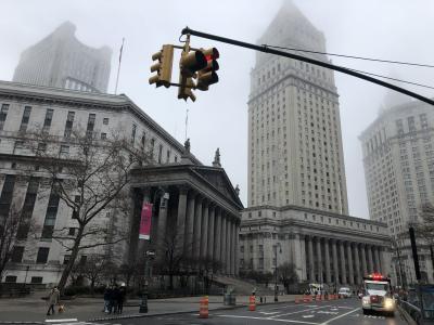2019/2020年越NY その4最終日と帰国。ANA新ビジネスクラスザ・ルームについても少々