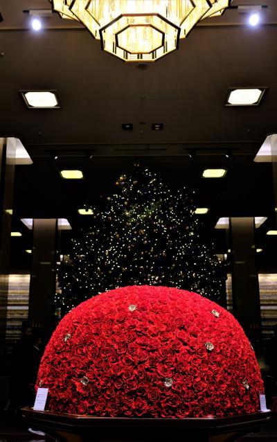 新宿京王プラザホテル泊で 皇居 大嘗宮 訪問 4