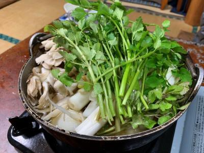 秋田_Akita 川反で「きりたんぽ鍋」!久保田城の城下町として栄えた町