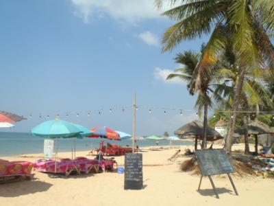 PQ島・激変したクアラップエリアのビーチ!