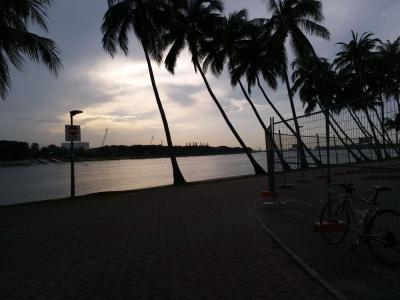 自転車持ってシンガポール【前編】はじめての、飛行機輪行は、タイヘンなことばかり